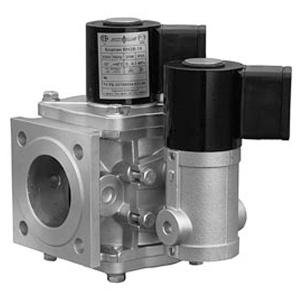 Клапаны электромагнитные трехпозиционные серии BH
