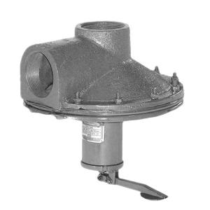 Клапан предохранительный сбросной КПС 50