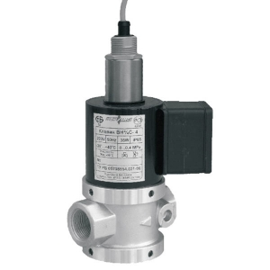 Клапаны электромагнитные двухпозиционные для жидких сред